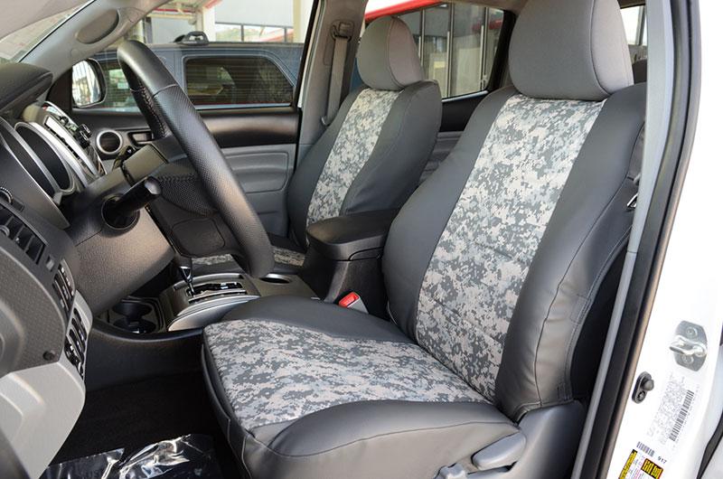 Tacoma Seat Covers >> Toyota Tacoma Seat Covers Ruff Tuff