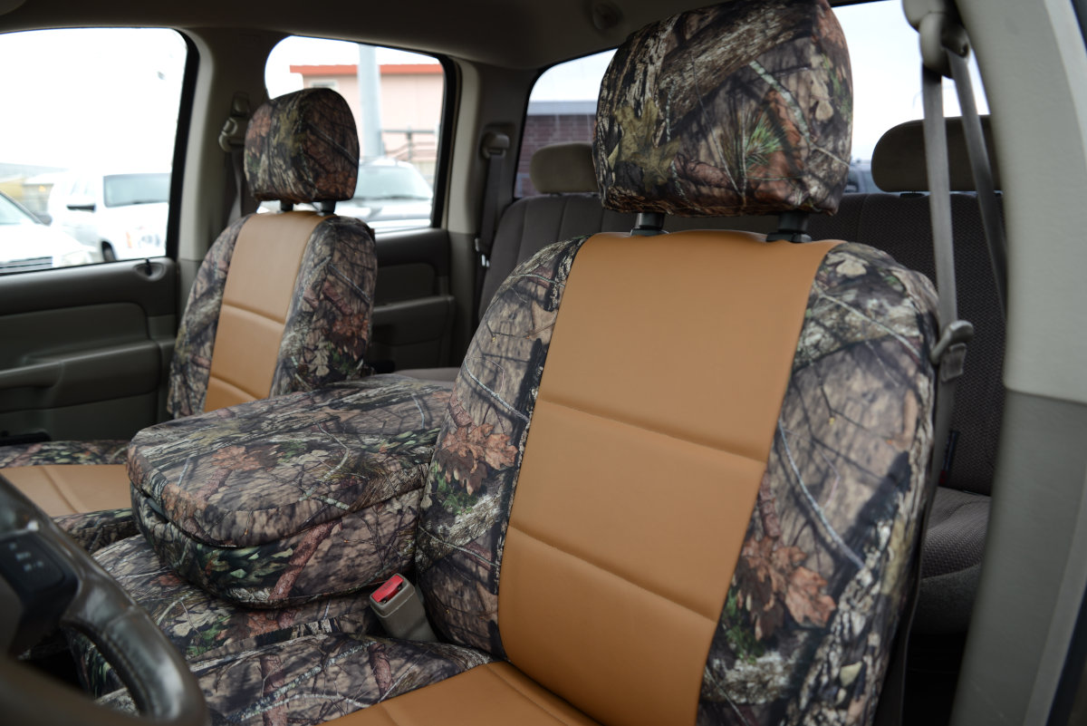 2009 Dodge Ram 2500 custom seat covers