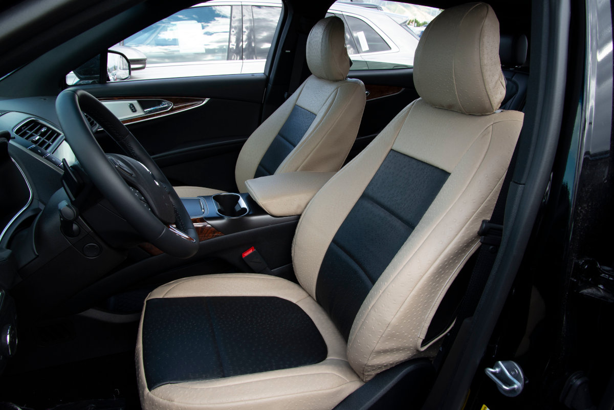 2017 Lincoln MKX custom seat covers