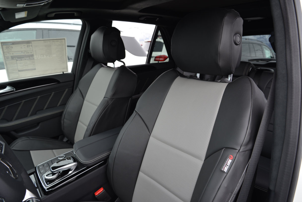 2018 Mercedes-Benz GLE Class custom seat covers