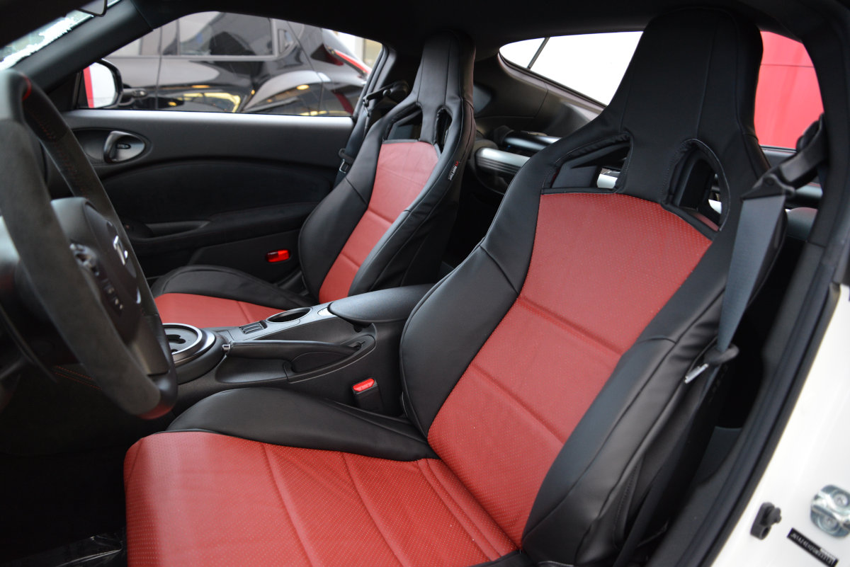 2018 Nisson 370Z custom seat covers