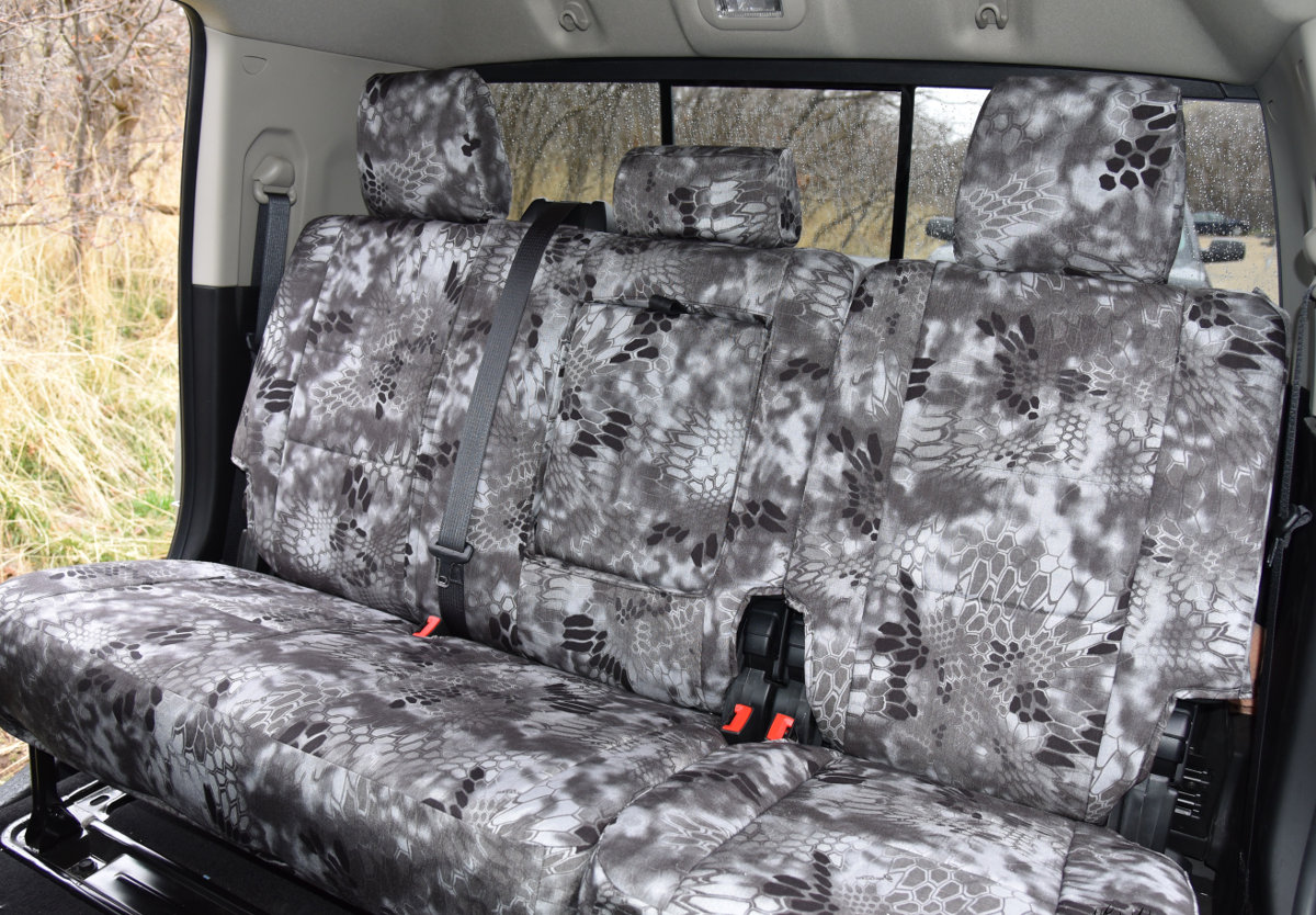 2018 Ram 2500 custom seat covers
