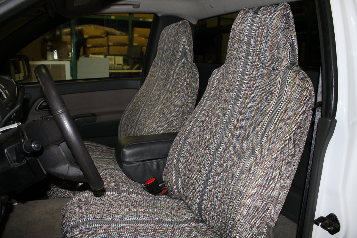 2005 Ford Ranger custom seat covers