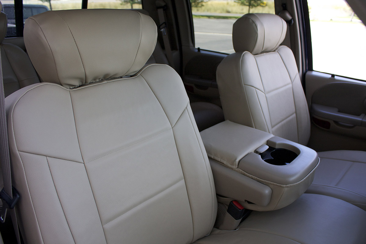 1999 Ford F-150 custom seat covers