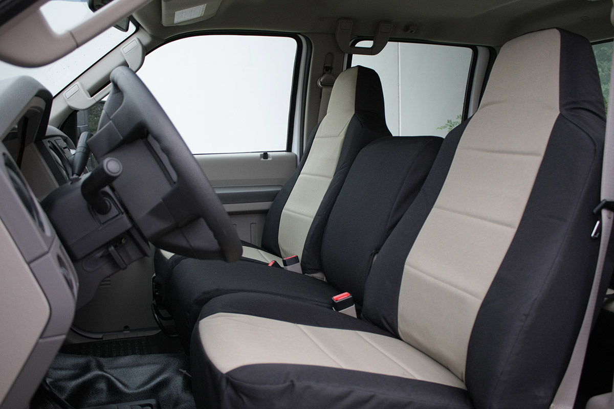 2010 Ford F-250 custom seat covers