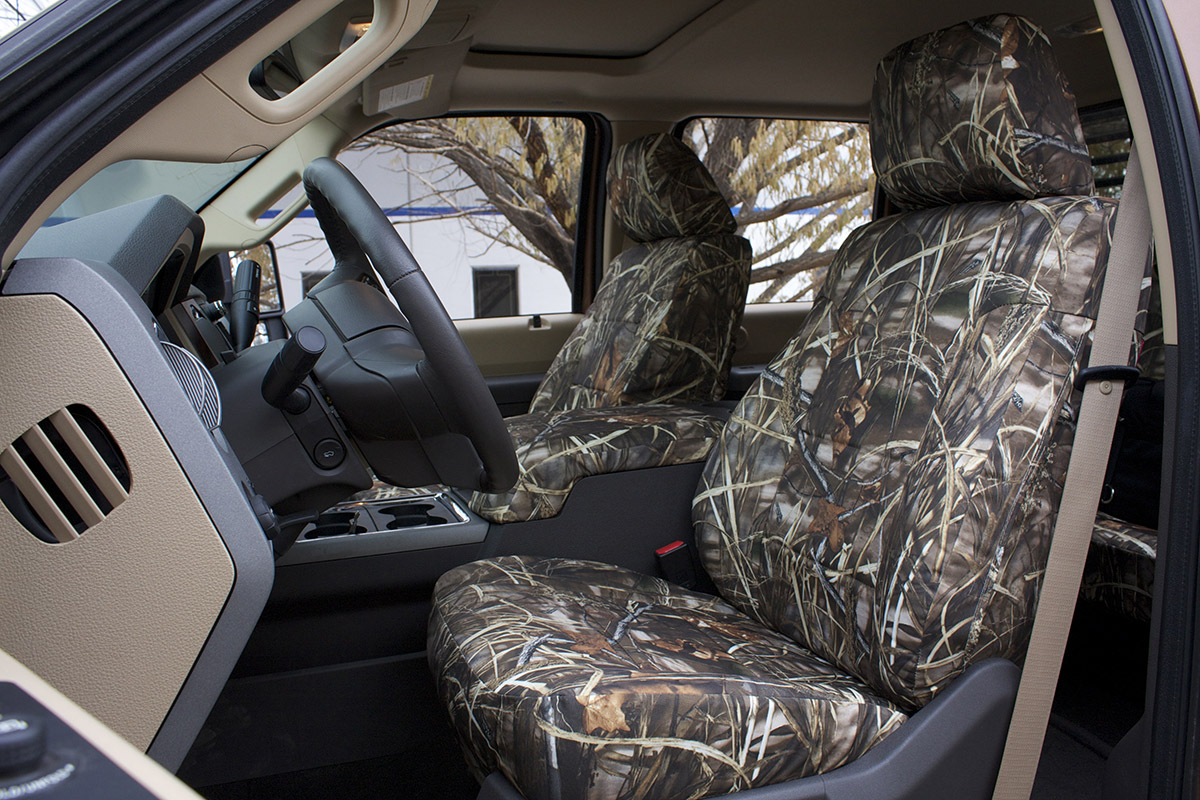 2011 Ford F-250 custom seat covers