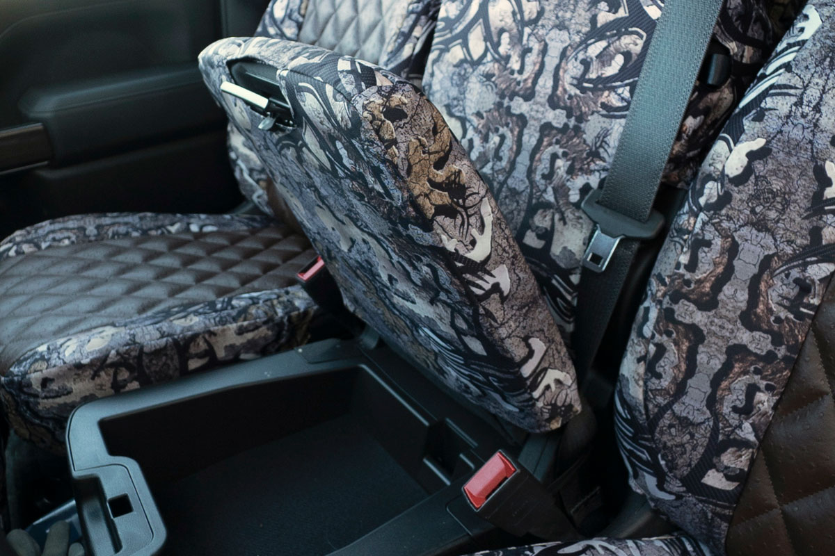 2020 Chevrolet Silverado 3500 custom seat covers