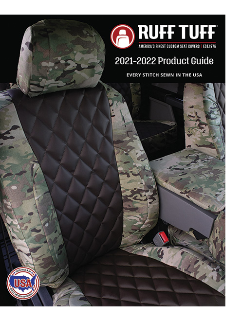 custom seat covers product guide downloadable PDF